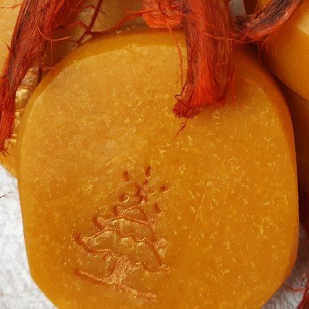 Sütőtökös arctisztító szappan – SzappanAréna online workshop